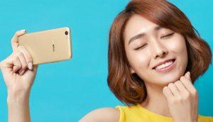 Oppo A57 - Телефон для любителей селфи